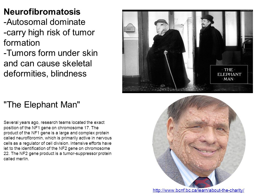-carry high risk of tumor formation