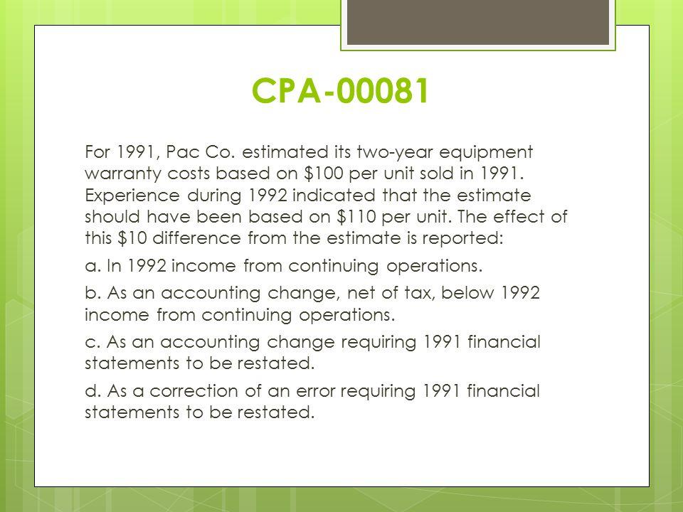 CPA-00081