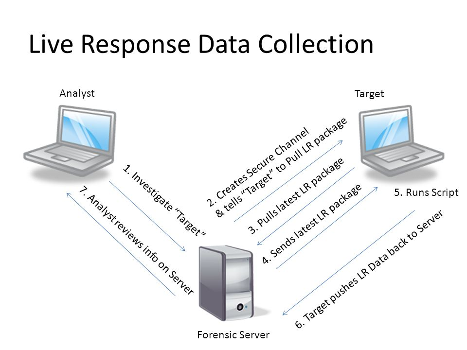 Live Response Data Collection