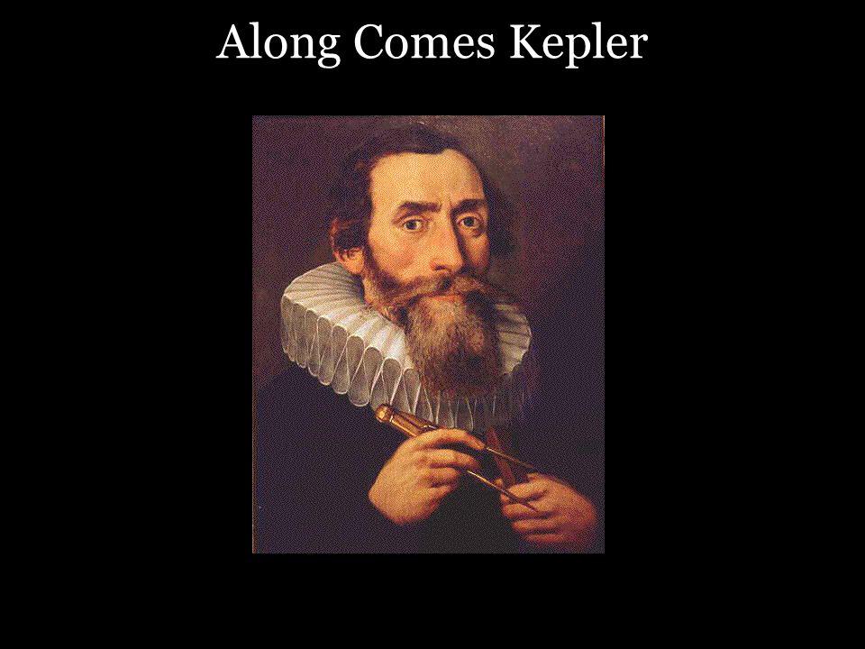 Along Comes Kepler Johannes Kepler