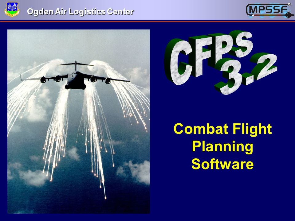 Combat Flight Planning Software
