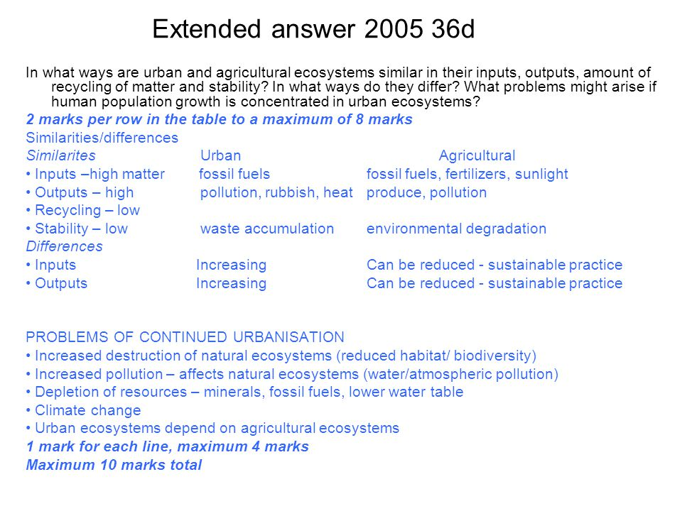 Extended answer 2005 36d