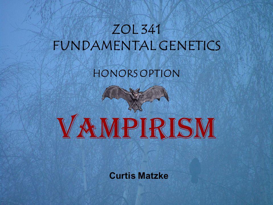 ZOL 341 FUNDAMENTAL GENETICS