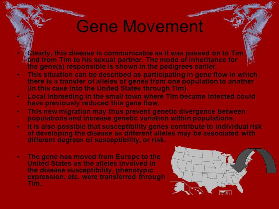 Gene Movement