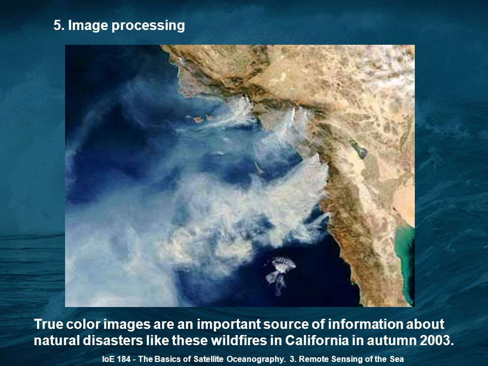 5. Image processing