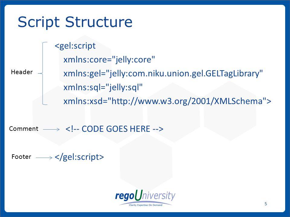 Script Structure