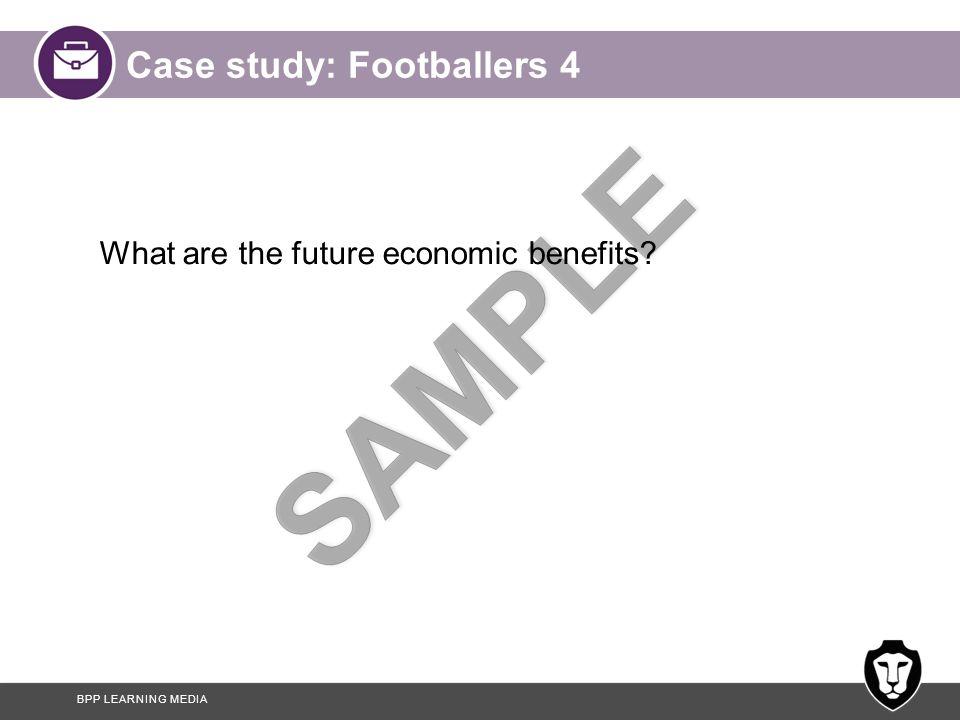 Case study: Footballers 4