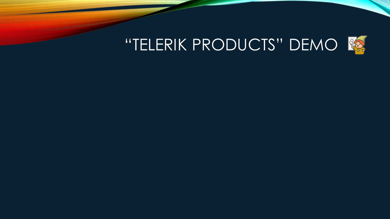 Telerik Products Demo