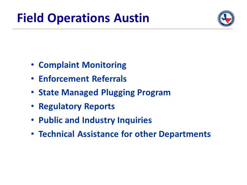 Field Operations Austin