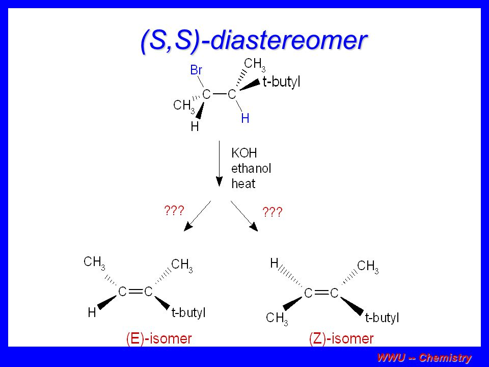 (S,S)-diastereomer WWU -- Chemistry