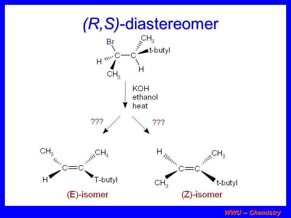 (R,S)-diastereomer WWU -- Chemistry