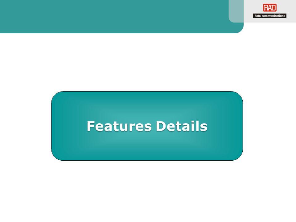Features Details