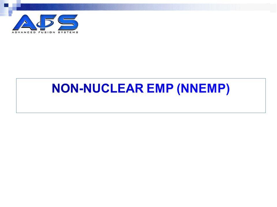 NON-NUCLEAR EMP (NNEMP)