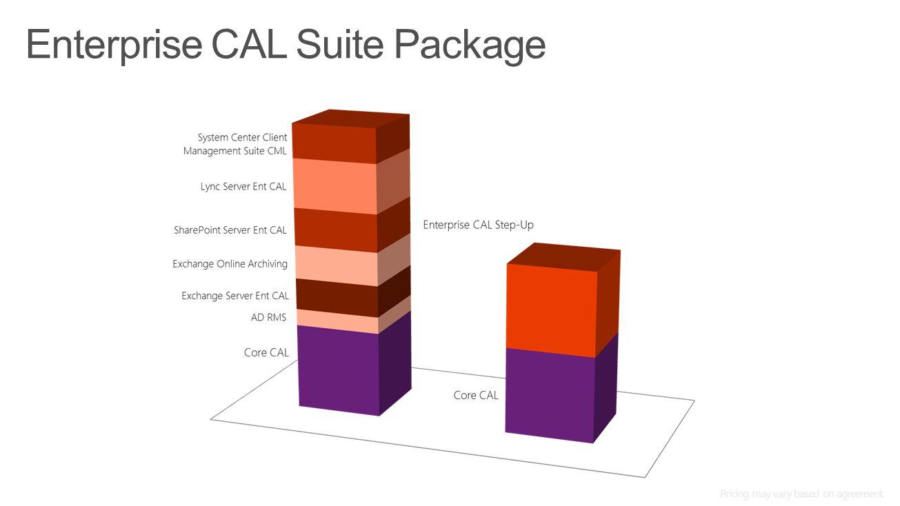 Enterprise CAL Suite Package