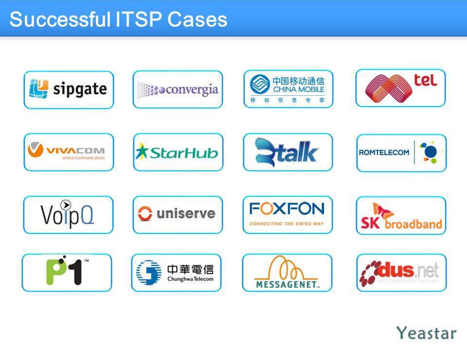 Successful ITSP Cases