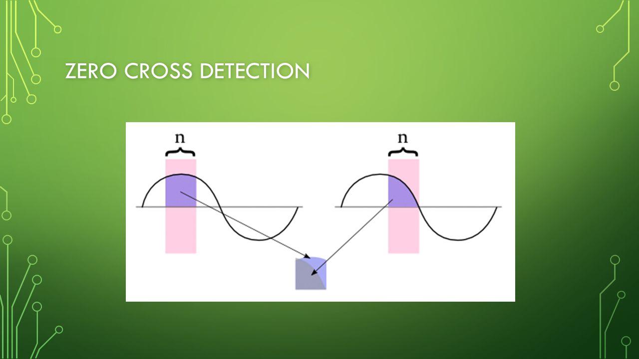 Zero Cross Detection