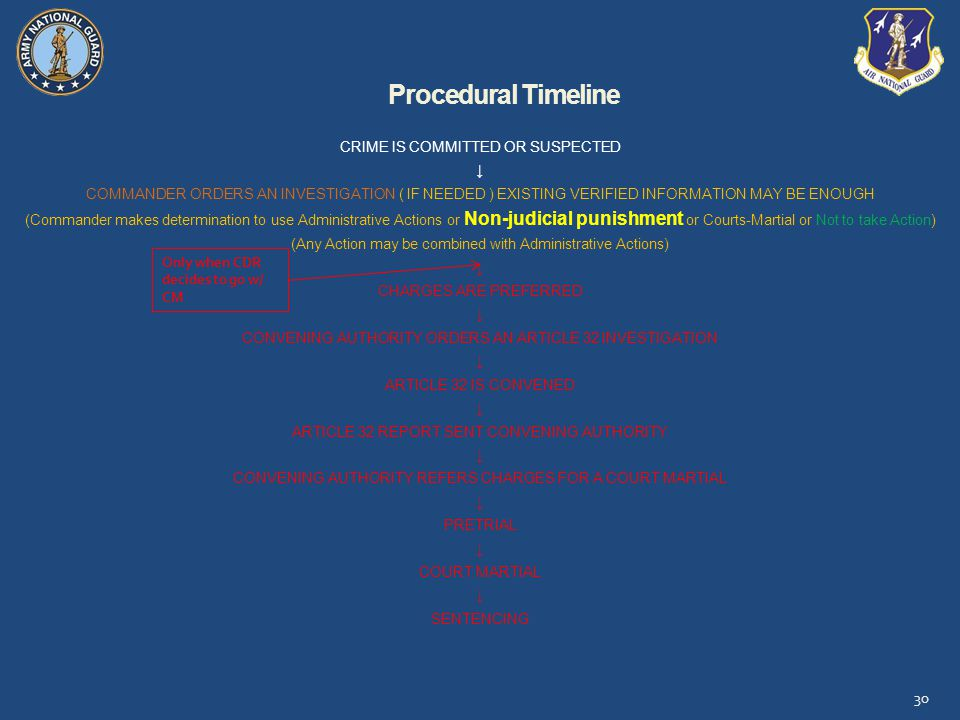 Procedural Timeline Instructor Comment: