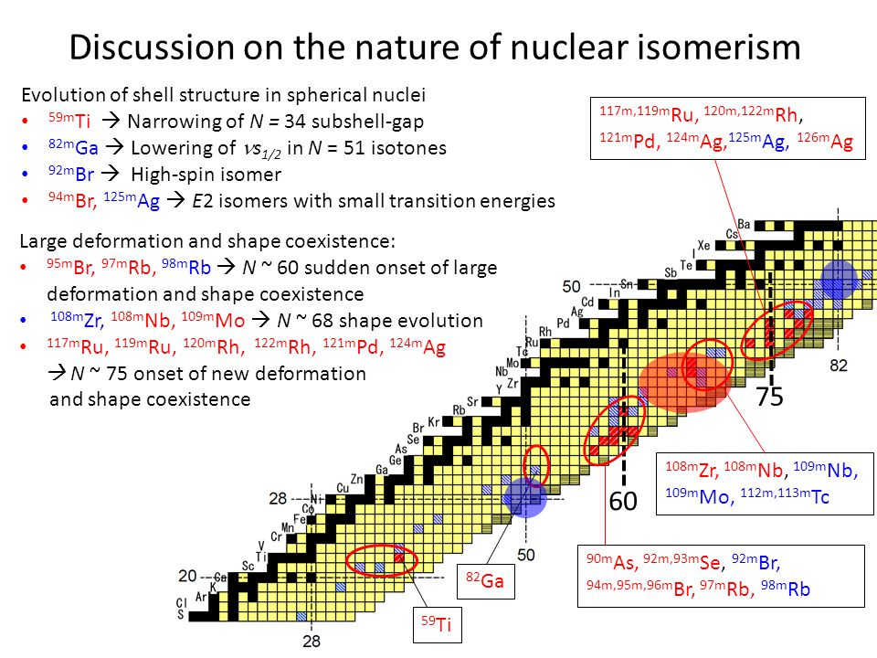 Discussion on the nature of nuclear isomerism