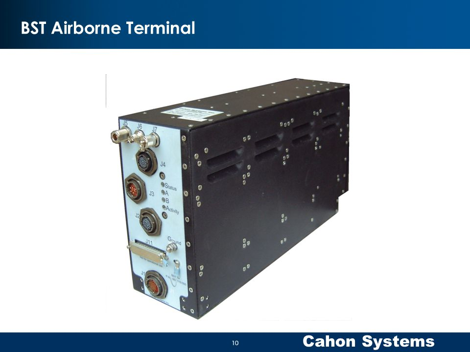 BST Airborne Terminal 10