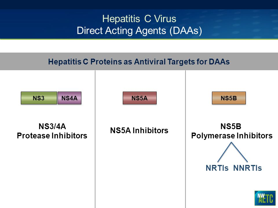 Hepatitis C Virus Direct Acting Agents (DAAs)