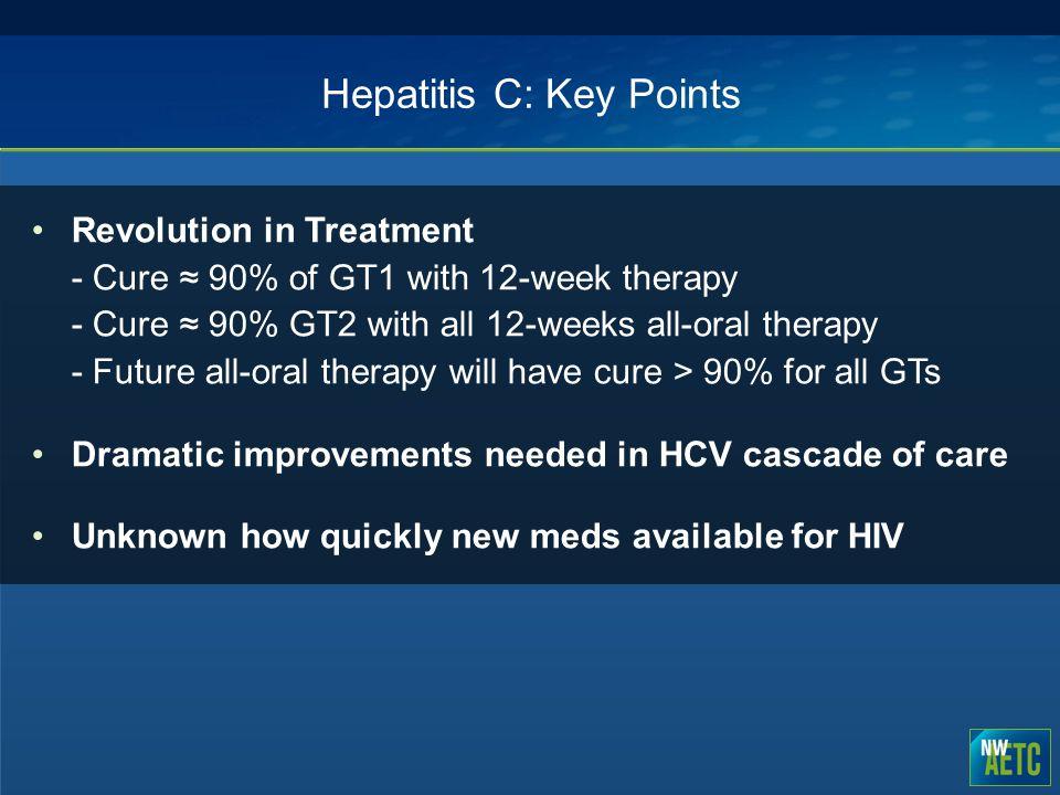 Hepatitis C: Key Points