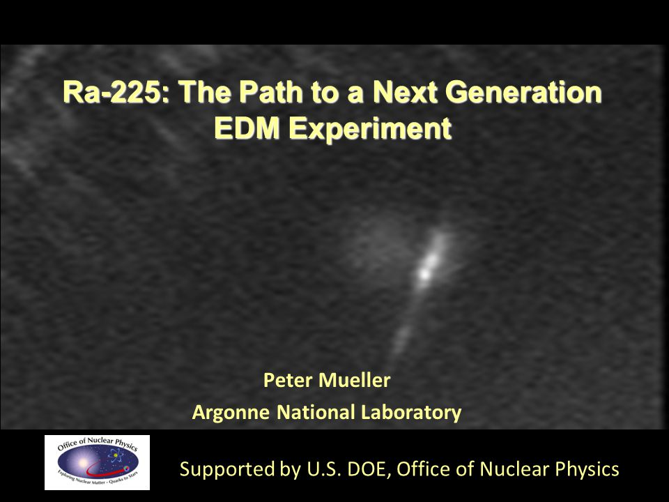 Ra-225: The Path to a Next Generation EDM Experiment