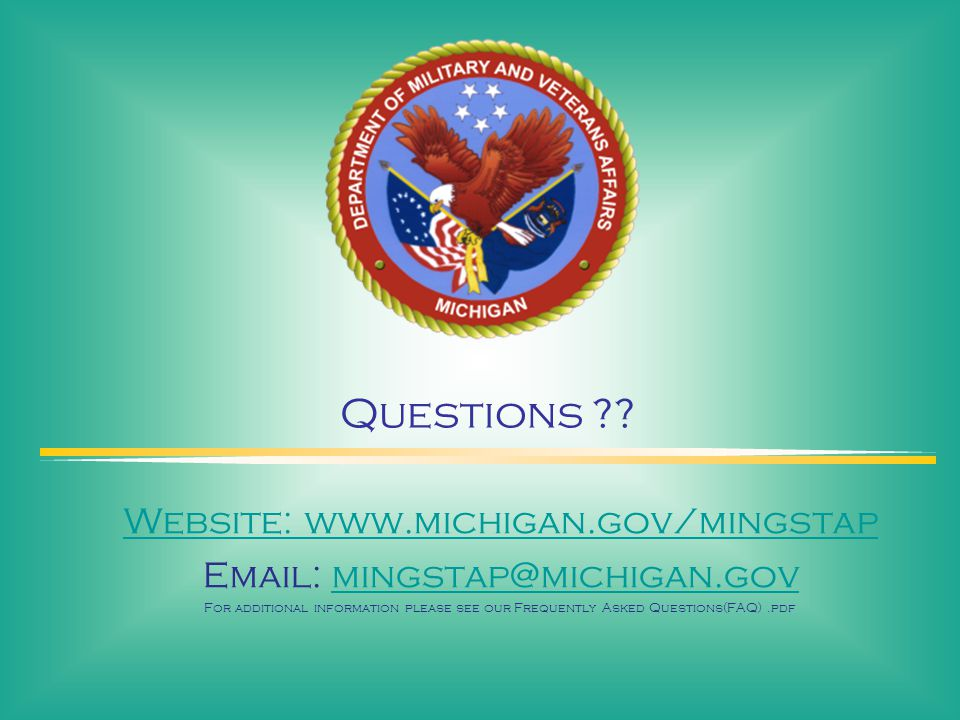 Website: www.michigan.gov/mingstap