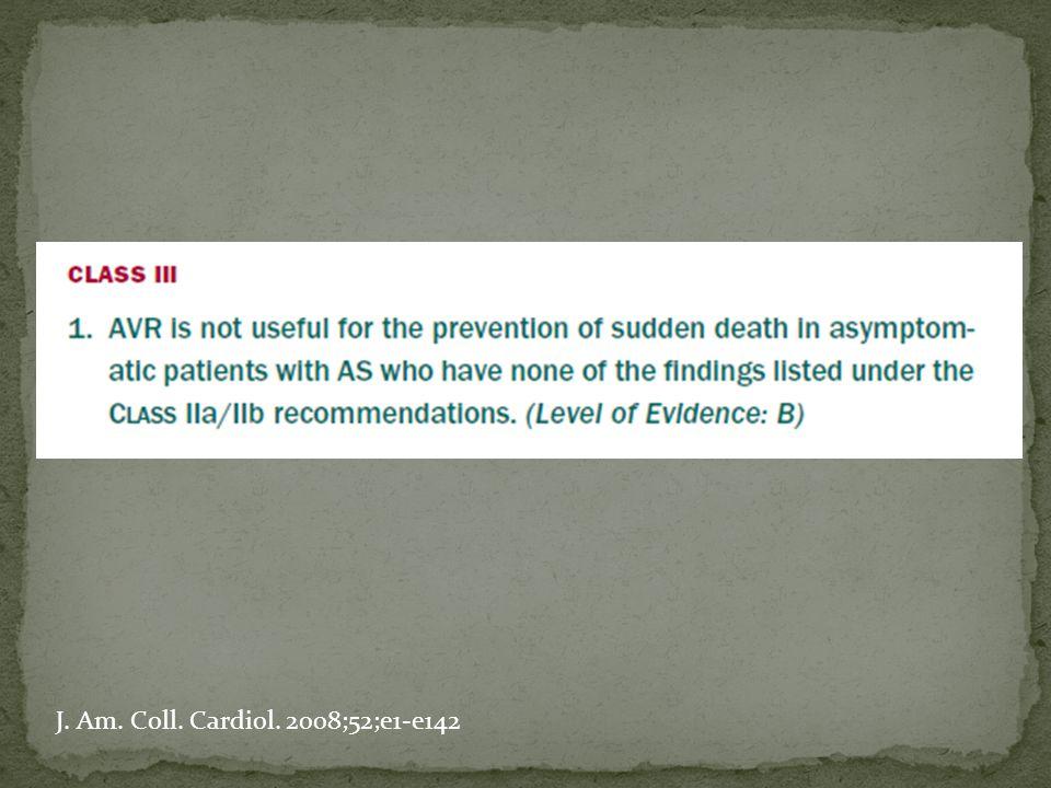 J. Am. Coll. Cardiol. 2008;52;e1-e142