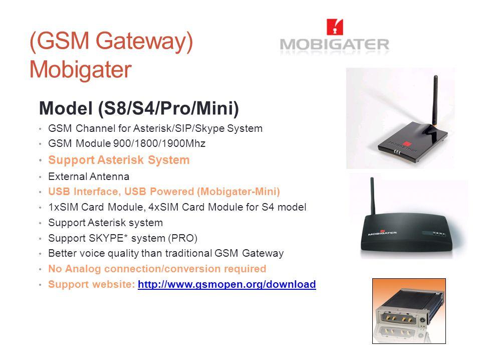 (GSM Gateway) Mobigater