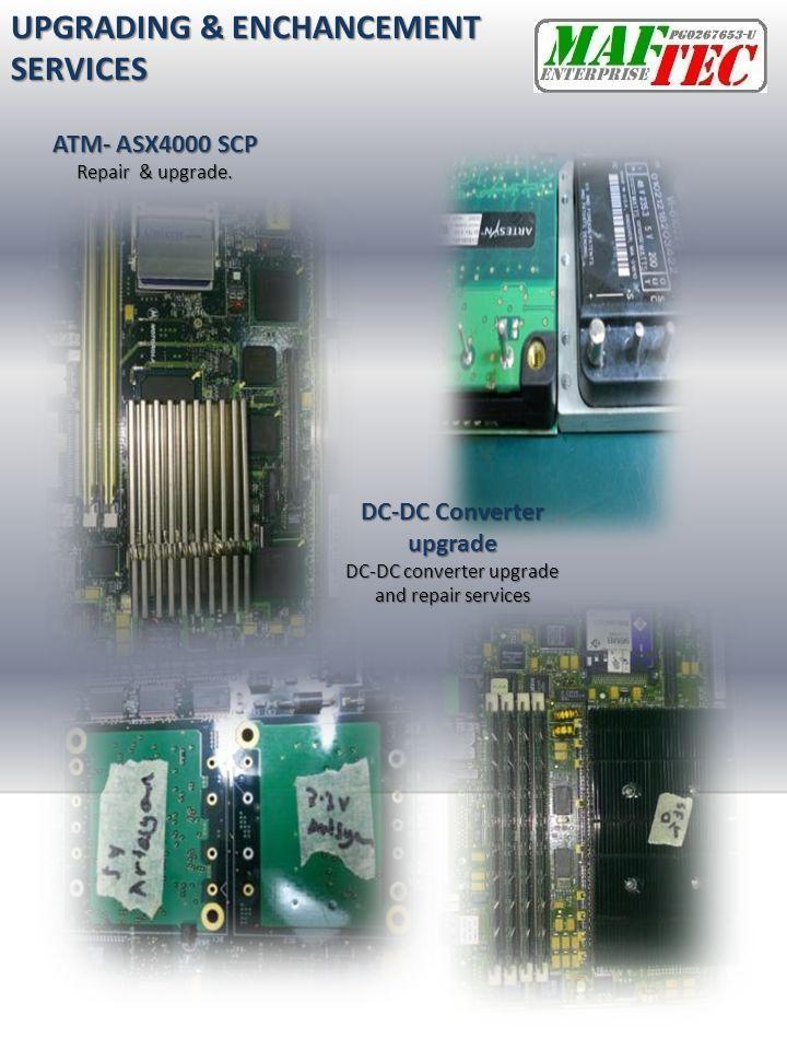 DC-DC Converter upgrade