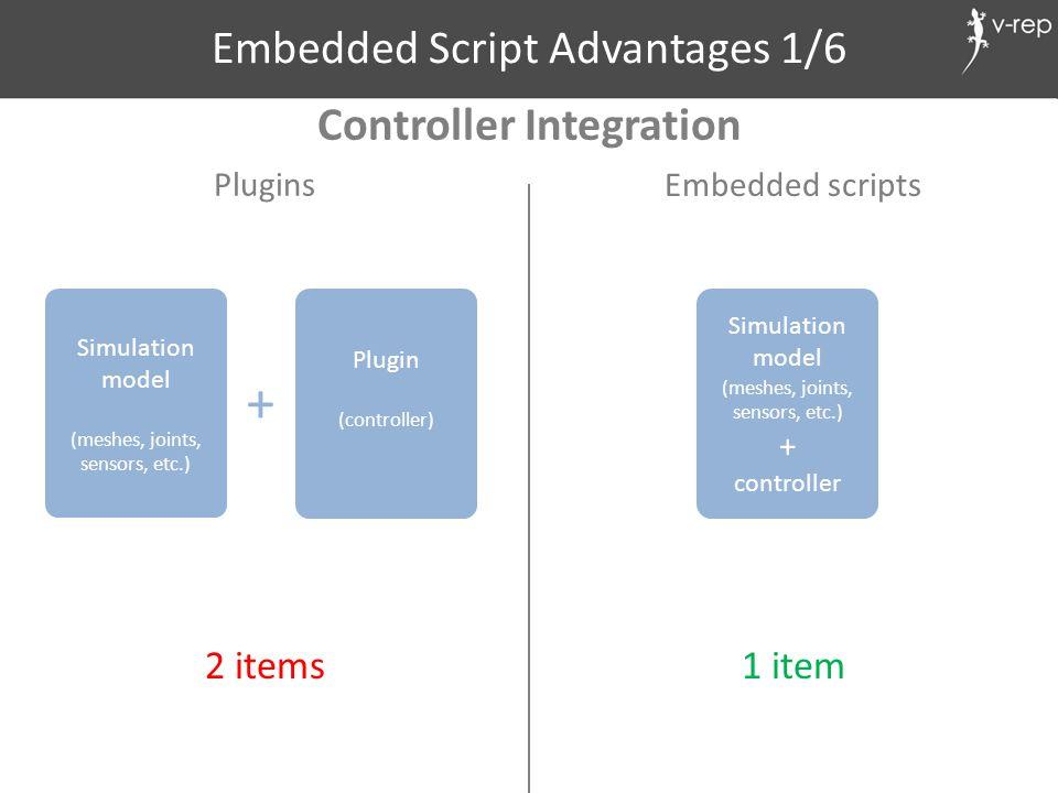 Controller Integration