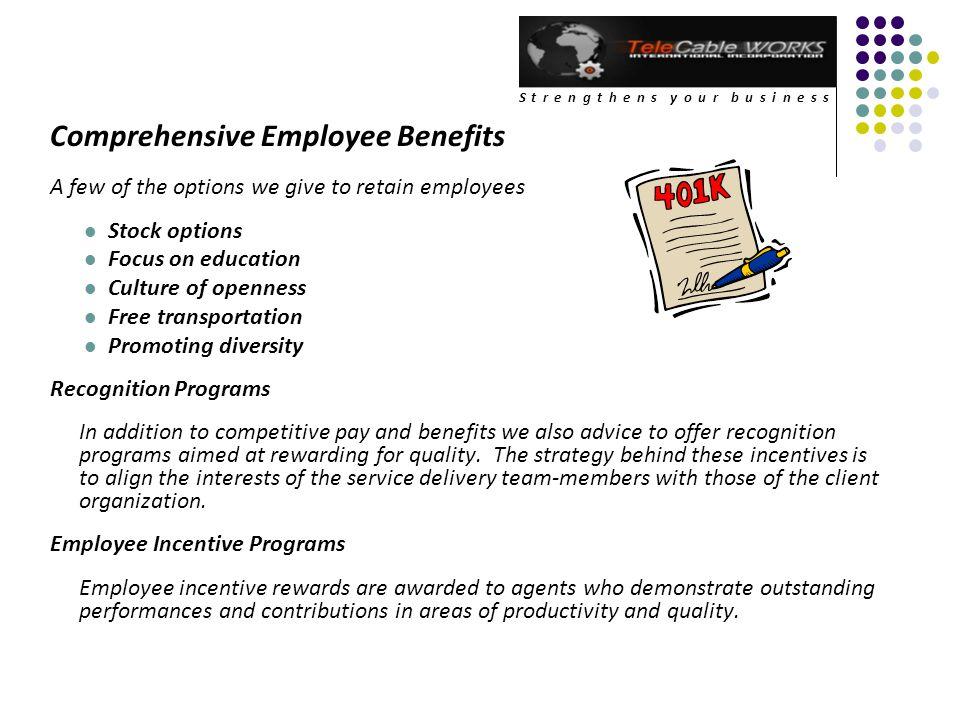 Comprehensive Employee Benefits