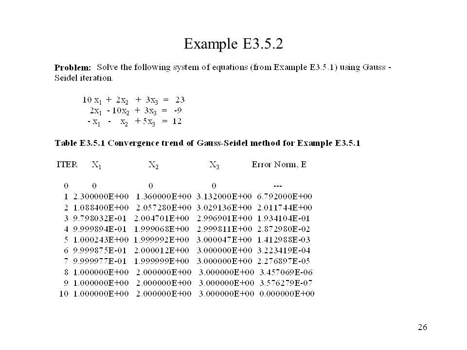 Example E3.5.2
