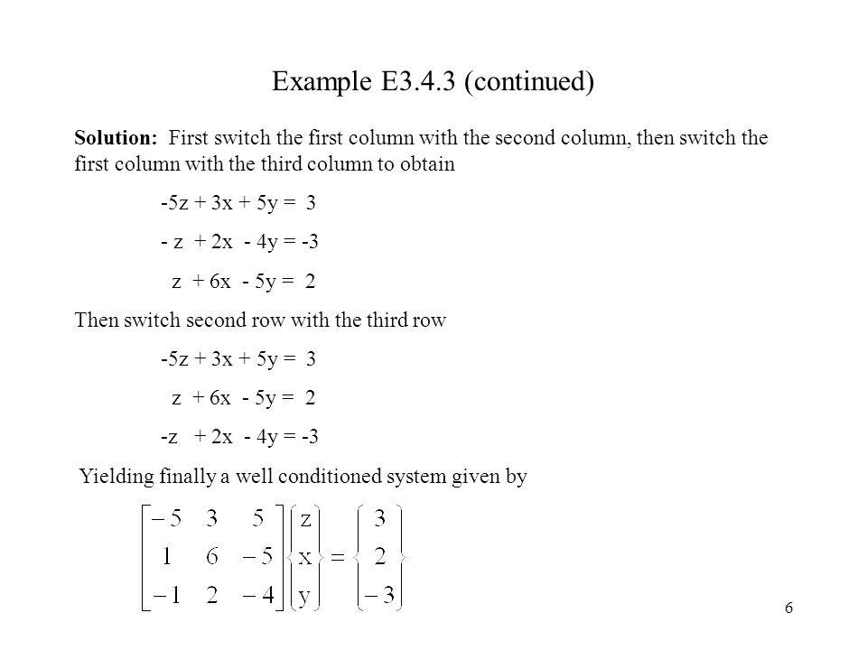 Example E3.4.3 (continued)