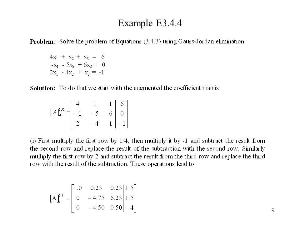 Example E3.4.4