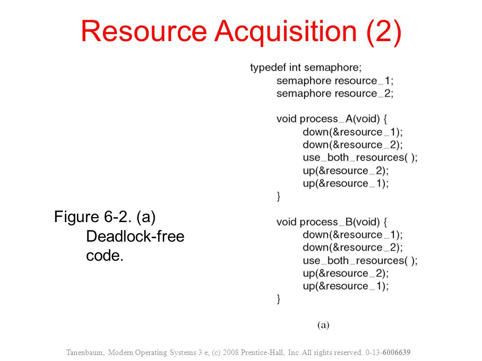 Resource Acquisition (2)