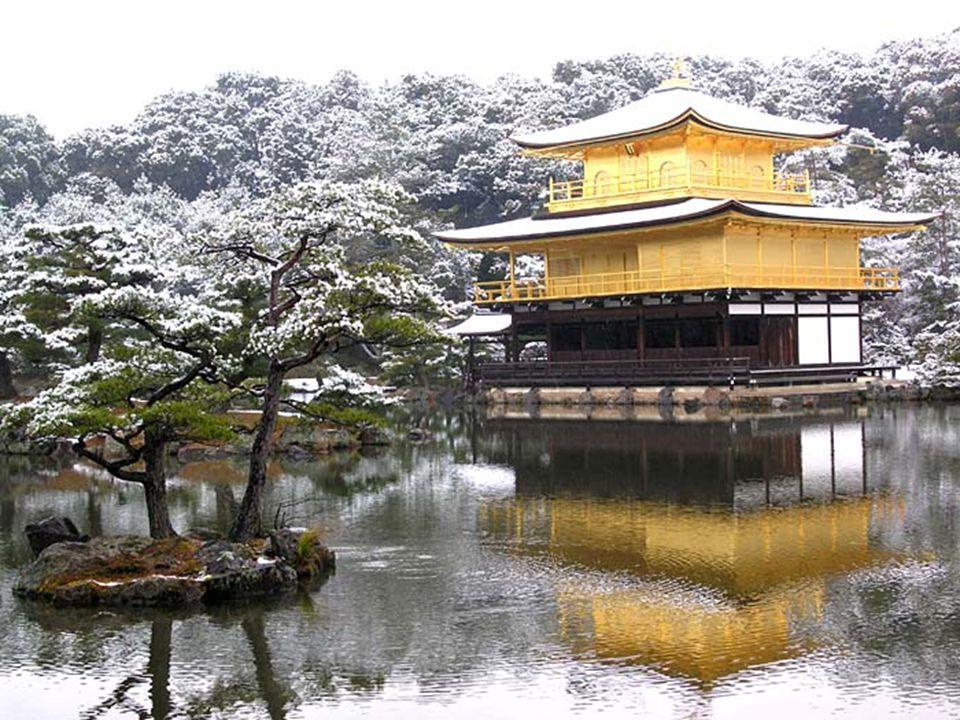 Kinkakuji – in Kyoto