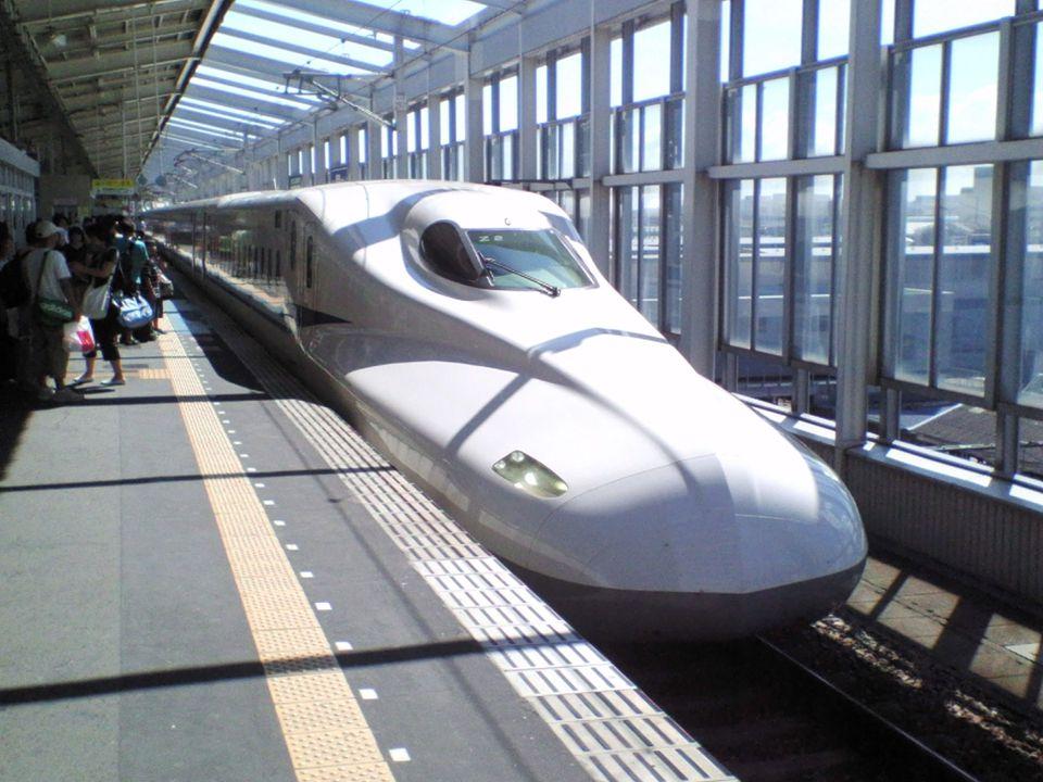 Shinkansen – Bullet Train