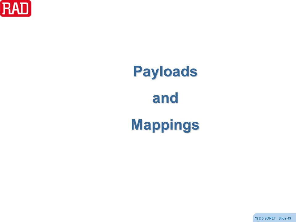 Payloads and Mappings
