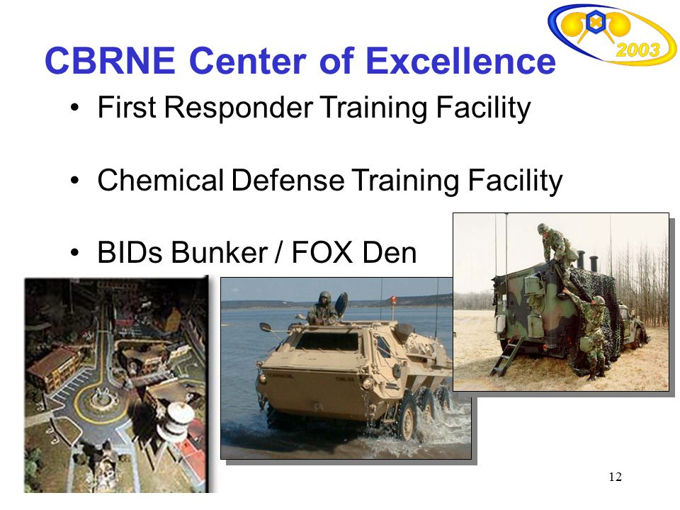 CBRNE Center of Excellence