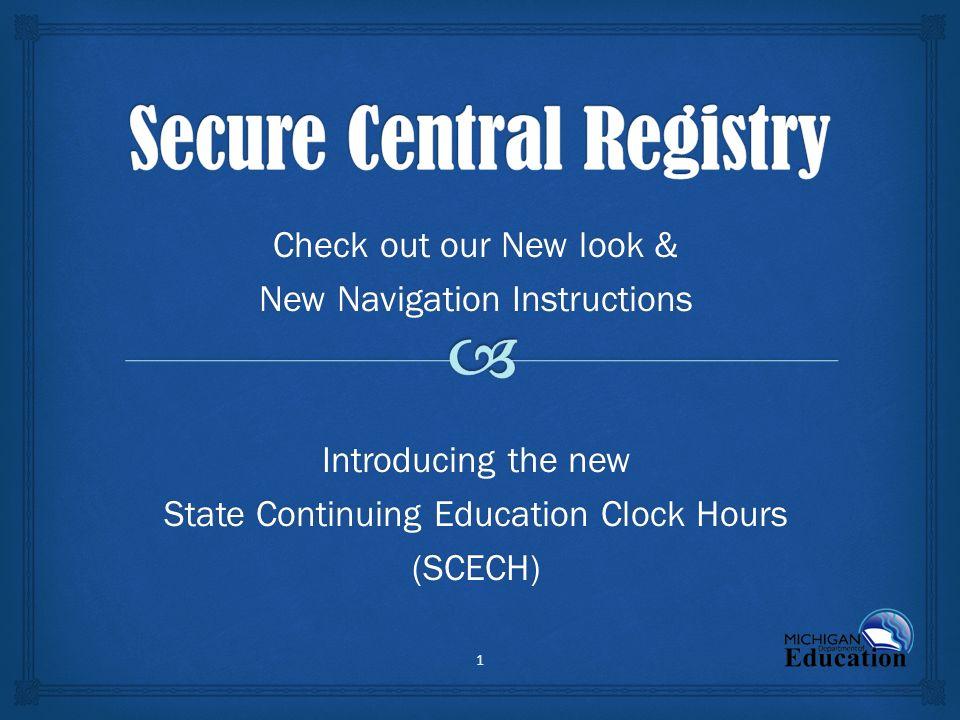 Secure Central Registry
