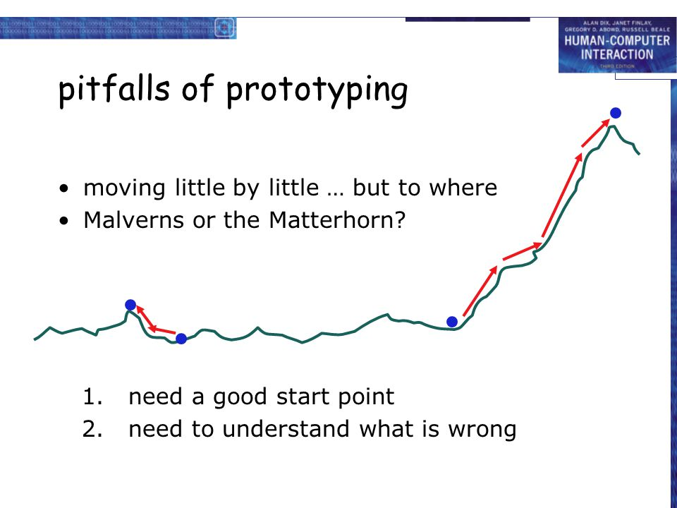 pitfalls of prototyping