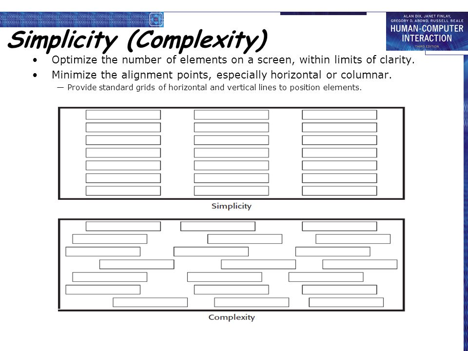 Simplicity (Complexity)