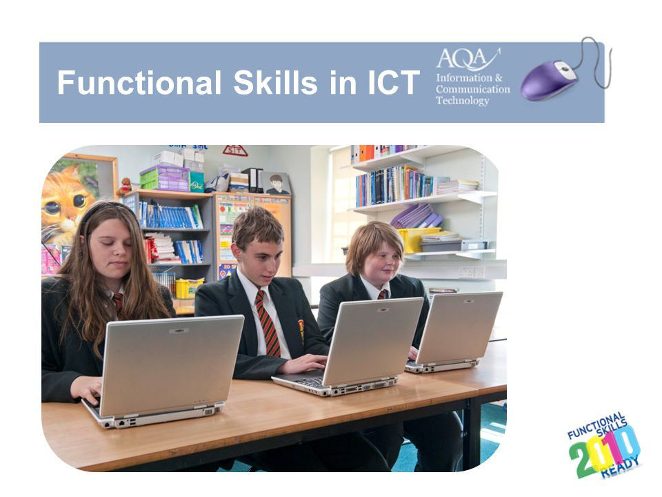 Functional Skills in ICT