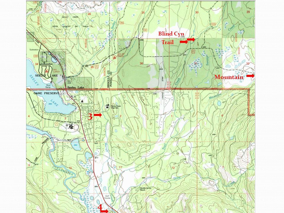 3 4 Mountain Blind Cyn Trail