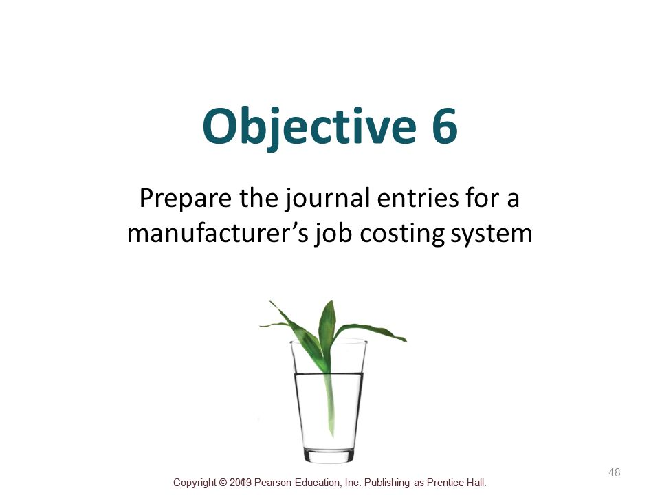 Prepare the journal entries for a manufacturer's job costing system