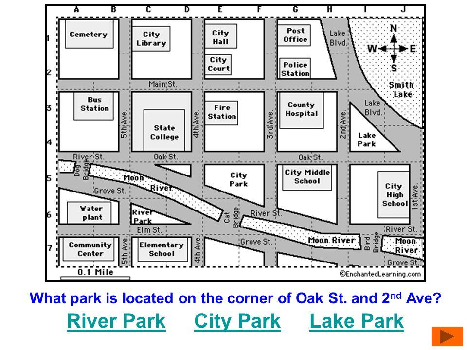 River Park City Park Lake Park