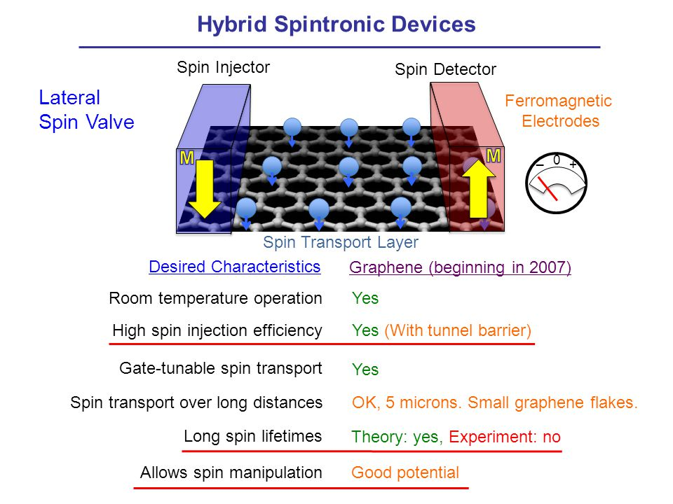 Hybrid Spintronic Devices