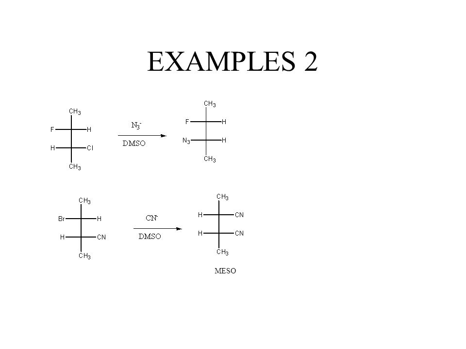 EXAMPLES 2 MESO