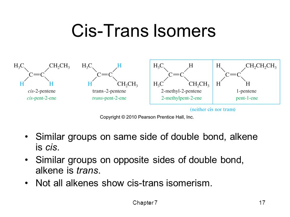 Structure and Synthesis of Alkenes - ppt download